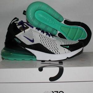 45083586 Nike Air 270 Shoes | New Nike Air Max 270 Grapes Deadstock | Poshmark